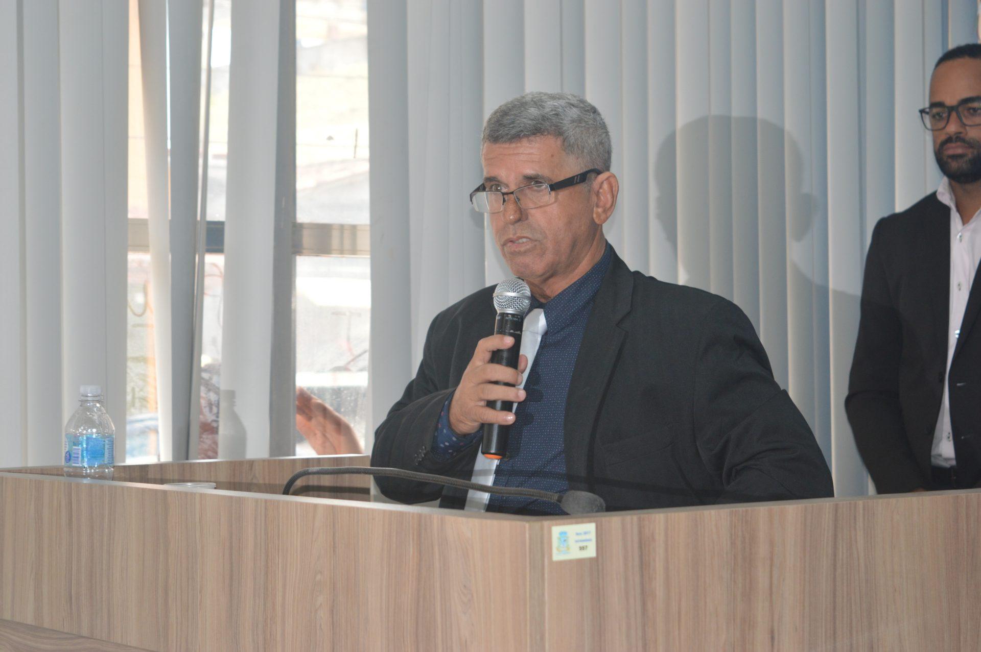 Vereador Pedro Dapé é eleito presidente da Câmara de Itabela 24