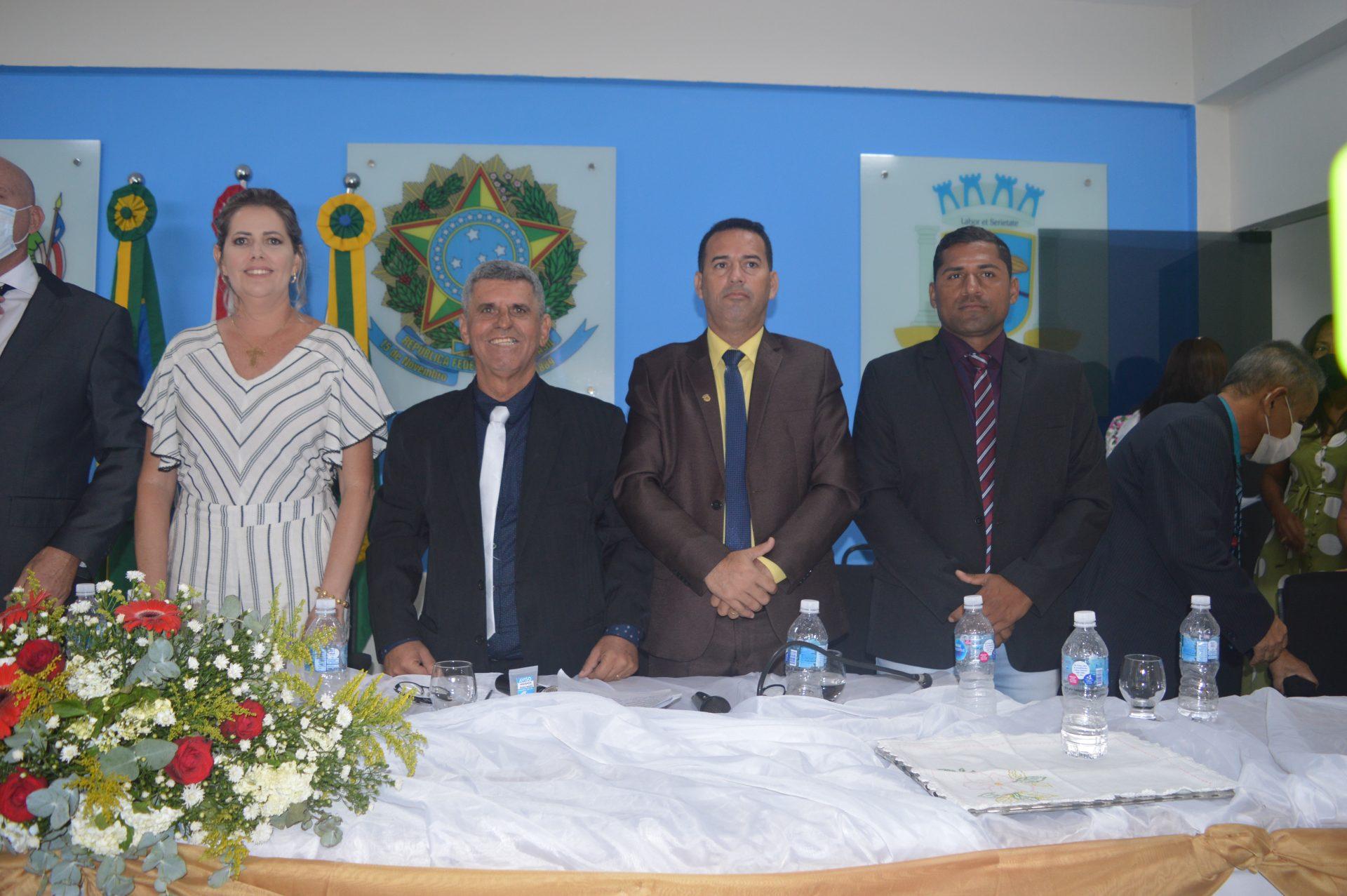 Vereador Pedro Dapé é eleito presidente da Câmara de Itabela 23